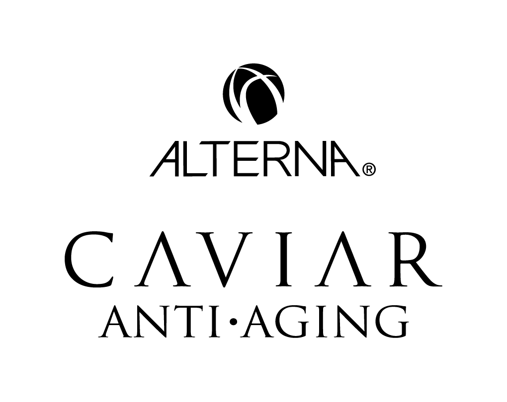 Alterna and Caviar Antiaging Logo