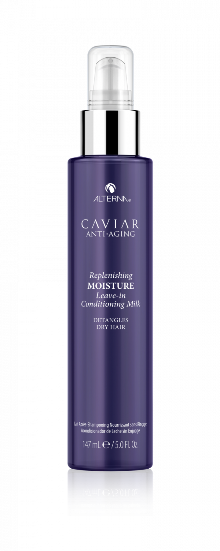 Caviar Anti-Aging REPLENISHING MOISTURE Leave-In Conditioning Milk