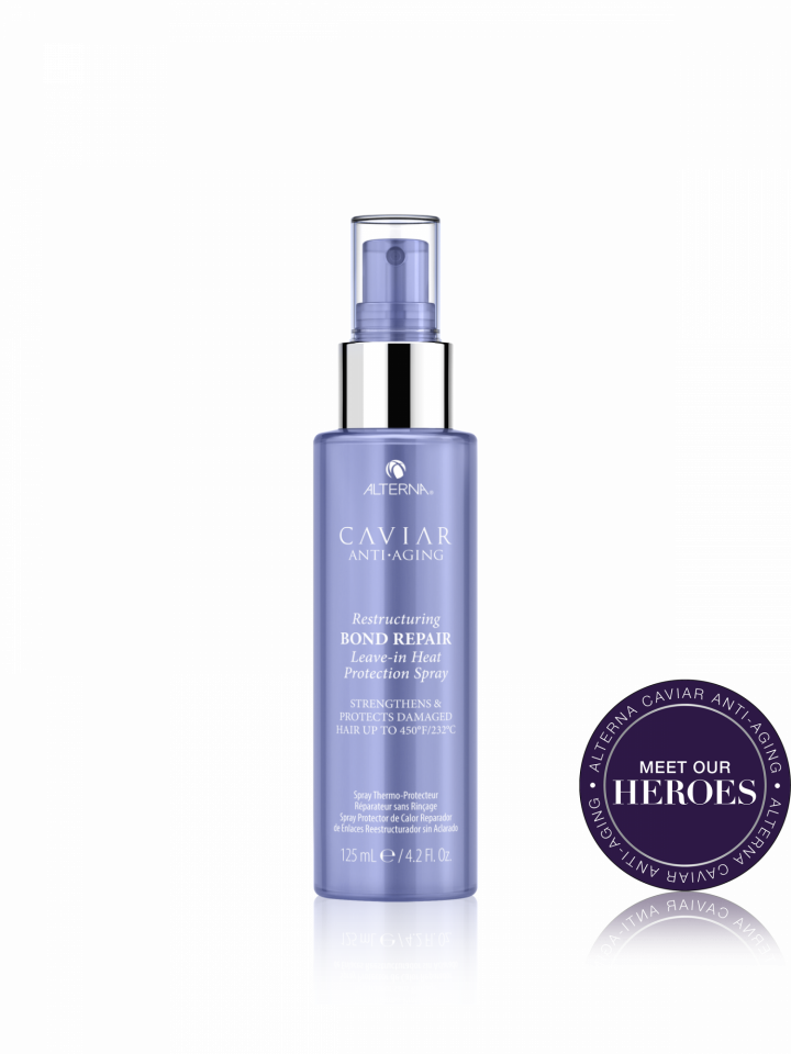 Caviar Anti-Aging RESTRUCTURING BOND REPAIR Leave-in Heat Protection Spray