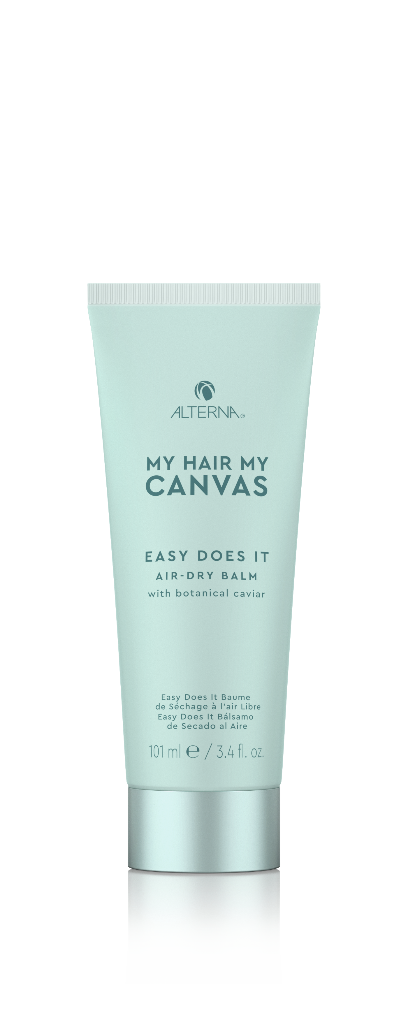 My Hair. My Canvas. Easy Does It Air-dry Balm